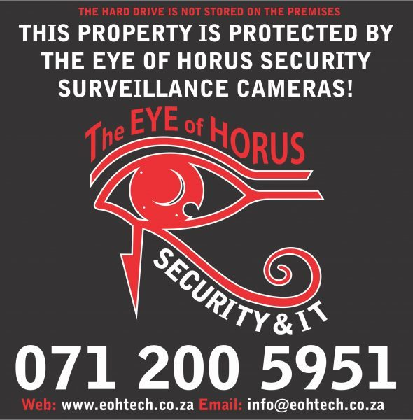 The Eye of Horus Security Services