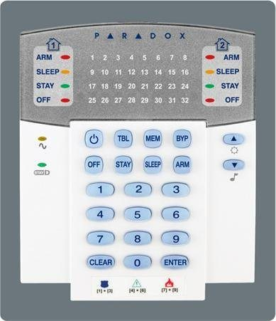 Wiresless Alarm systems